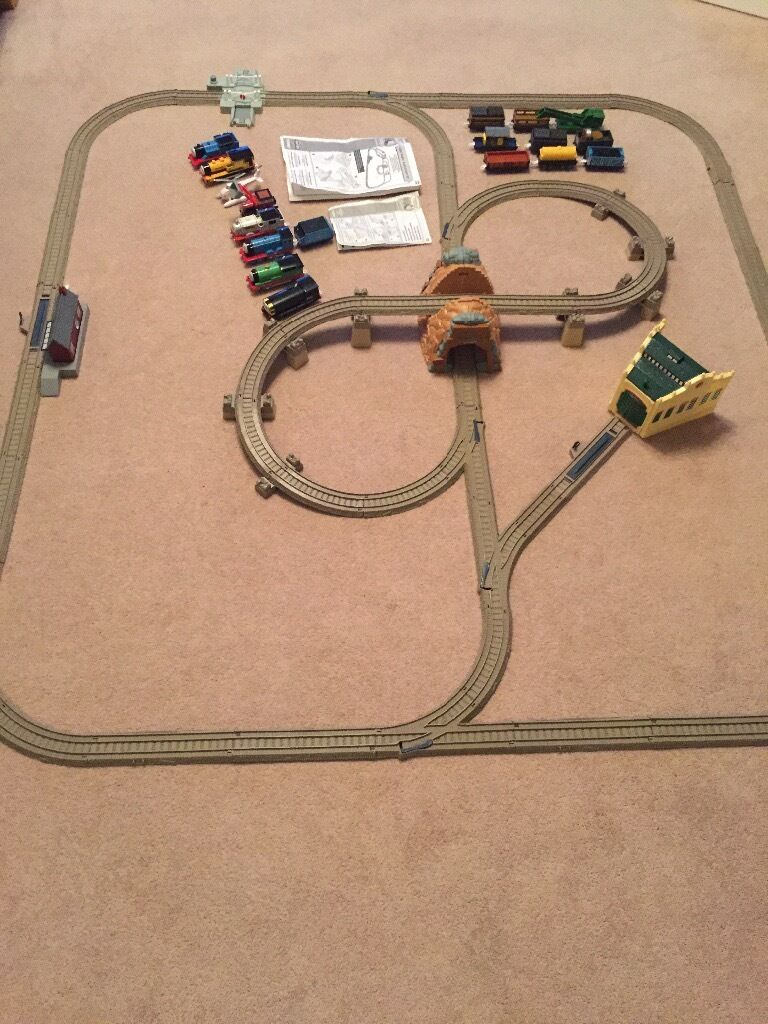 Thomas Amp Friends Track Master Super Sodor Adventure Set