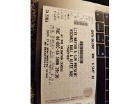 Michael Ball & Alfie Boe - x2 Tickets for Brighton 6th Dec