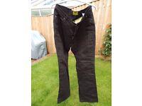 Ladies Motorcycle Dragon Jeans £35
