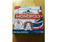 Team GB monopoly, never played