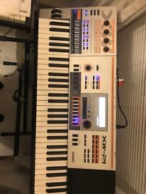 Casio Synthesiser XWP1, Step Sequencer, Arranger, 64 polyphony, Solo synth