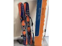 Solomon ski blades
