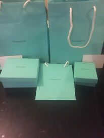 2 x BRAND NEW Tiffany necklaces - Perfect Christmas gift ideas - CENTRAL LONDON £200 EACH or ono