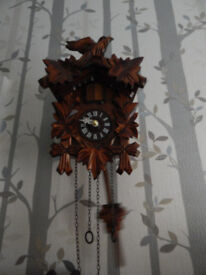 cookoo clock wooden for sale