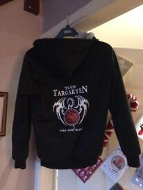 Game of thrones House Targaryen thick Jacket