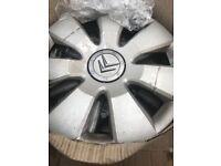 Wheel trims set of 4