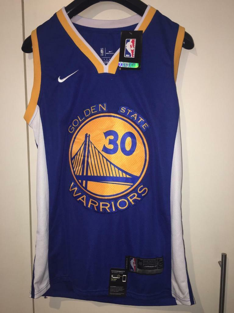 216ee55a12abf New NBA Golden State Warriors Stephen Curry jersey  30 SIZE M