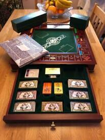 Franklin mint monopoly board game