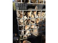 seasoned logs/firewood
