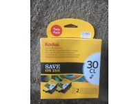 Kodak COLOUR ink Twin Pack 30 CL X2