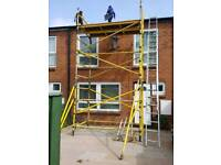 Boss Tower scaffold 6.2 meter