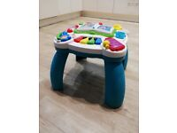 Musical Activity table - Leap frog