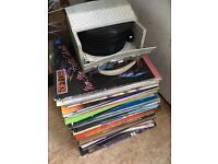 Stack of old vinyl £20 or best offer