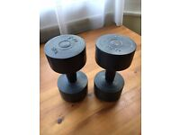 2 x 5KG Dumbbells for sale