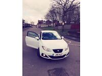 SEAT IBIZA 1.4 SE COPA, sport 3Dr, very low mileage, lady owner