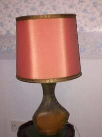 Nice old style lamp