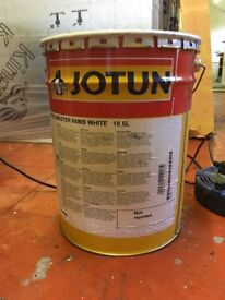 Jotun Steelmaster 60WB Water Based Intumescent Fire Proof Paint