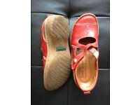 Joseph Seibel Ladies Shoes Size 38 (UK 5)