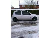 Renault Clio 2006 1.2 sport