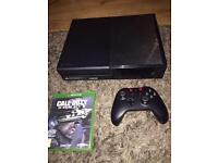 Xbox one controllor and all wires game not included