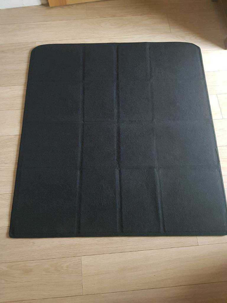 Genuine Vauxhall Zafira Tourer Boot Mat Black Cloth In