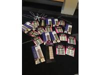 21 packs of nail foils