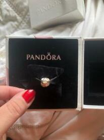 Genuine pandora mother of pearl charm