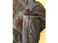 Tommy Hilfiger Jacket Black Size L Autumn Winter