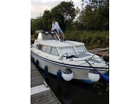 Princess Pilgrim 25 Cabin Cruiser fully refurbished, great boat!