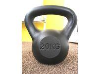 Kettlebell 20kg Cast iron