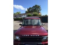 Land Rover Discovery 2 2.5 TD5 2003 7 seater