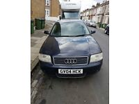 AUDI A6 AUTOMATIC DRIVING SUPERB, FULL OPTION WITH BLACK LEATHER