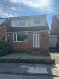 3 bed house to rent L25