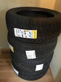 Dunlop winter Tyres 225/50/17