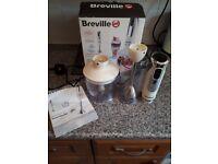 Breville pick & mix hand blender