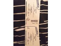 2 x Stormzy tickets - STANDING - O2 Academy Brixton - 3rd May 2017