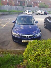Mazda 6. 2006. Low mileage for urgent sale