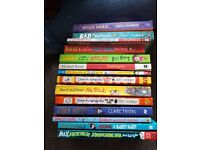 Childs book selection