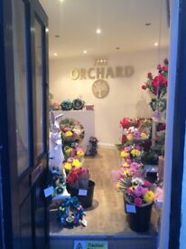 FLORIST BUSINESS FOR SALE - ESSEX, BUSY RAILWAY STATION