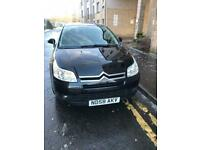 CITROEN C4 1.6 HDI CACHET DIESEL 5 DOOR HATCHBACK 58 REG ,, £30 YEARLY ROAD TAX MOT DECEMBER 2021