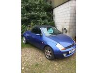 03 reg ford ka convertible full mot