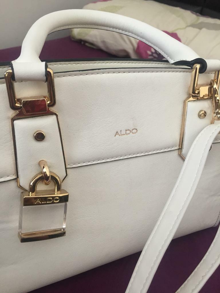 40573144fb5 Ladies White Aldo handbag | in Dagenham, London | Gumtree