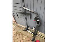 "Brand new unused Autochair 'Olympian"" powered wheelchair hoist"