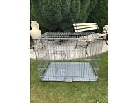 Dog crate for a Medium size dog