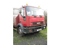 Iveco 180e23 lorry recovery lorry export good engine