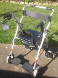 Wheel chair/Walking frame/seat