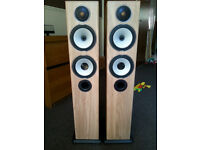 Monitor Audio Bronze BX5 speakers