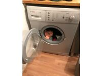 Bosch Classixx 6 Washing Machine, 1200 Express, Bayswater W2