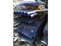 PVC Corrugated Sheeting