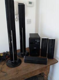 Bush CHT100 5.1 surround sound system